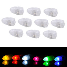 10x LED Balloons Light Paper Lanterns Bulb Wedding Party Decoration Ball Lamp