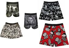 The Three Stooges Men's Boxer Shorts Underwear Moe Larry Curly