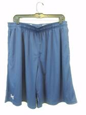 NWT$30 Men Under armour Navy Blue Solid Micro Athletic Shorts Sizes