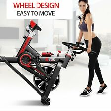 Bicycle Cycling Fitness Gym Exercise Bike Exerciser Cardio Workout Home Indoor E