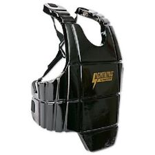 ProForce Lightning Sports Body Guard Karate Chest Protector - Black