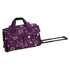 Rockland Luggage PRD322 22 in. Rolling Duffle Bag
