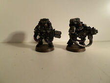Games Workshop Warhammer 40K Space Marine Devastators OOP