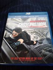 Mission: Impossible Ghost Protocol DVD Blu-ray Combo