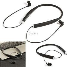 New Wire 4.2 Bluetooth Stereo Neckband Headset Earphone Earbuds Sport Headphone