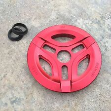 ECLAT VENT GUARD SPROCKET RED BMX BIKE SPROCKETS FIT PRIMO S&M SHADOW