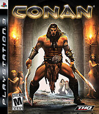 PlayStation 3 Conan PS3 READ DETAIL SHIP NEXT DAY COMPLETE W/ MANUAL MATURE
