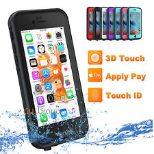 Waterproof Heavy Duty Tough Slim Armor Case Cover For Apple iPhone 6 6S 7 / Plus