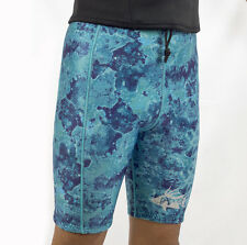 DXDIVER 2MM SHORT PANTS CAMO NEOPRENE SCUBA DIVING SPEARFISHING FREEDIVING