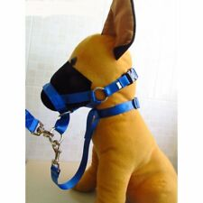 Pet Dog Puppy Head Collar Stop Pulling Halter Training Nose Reigns Kindly EB