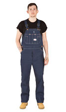 Roundhouse Classic Blues Bib Overalls Lot966 Mens Work Pants American Bib Overal