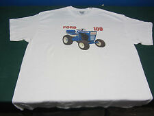 FORD 100 Tractor tee shirt