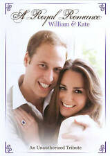 A Royal Romance: William and Kate (DVD, 2011)  NEW