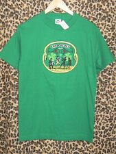 The POGUES NEW w/ Tags Green Small S vintage style T-shirt Irish Punk Ireland
