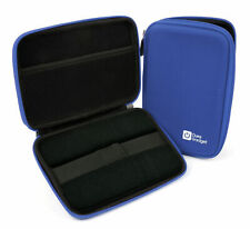 Blue EVA Hard Carry Case Shell For Use With Kids VTech Innotab 3 Plus / 3 Tablet