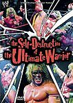 The Self-Destruction of the Ultimate Warrior DVD GREAT CONDITION! CUT IN BARCODE