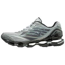 Mizuno Wave Prophecy 6 Nova Grey Black Men Running Shoes Tenis J1GC171704