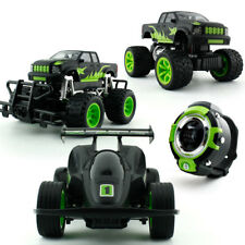 Electric Voice Control RC Car High-Speed Rock Off-Road Vehicle 2.4Ghz Buggy Lot