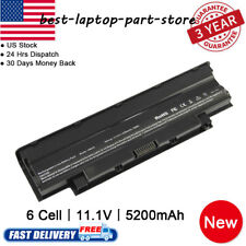 LOT Battery For Dell Inspiron 14R N4110 N5110 N7110 M5010 J1KND Power Supply