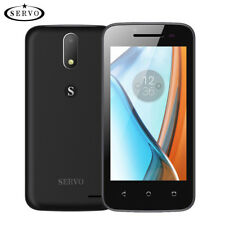 "SERVO H1 4.5"" Android Quad Core 4G Dual Sim smartphone 5MP GSM WCDMA cell phone"