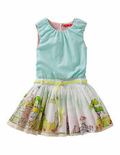 Oilily Dress daliday Dress Size 128/8 years Summer NEW