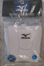 Mizuno LR6 Volleyball Kneepads White or Black - Large or Small - New