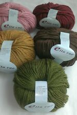 Ella Rae Classic Superwash Chunky Heather Yarn - 2 colors left - FREE SHIPPING