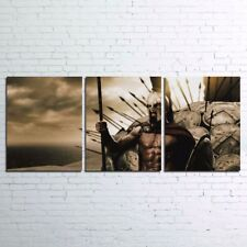 300 Rise Of An Empire Movie Painting Printed Canvas Wall Art Home Decor 3 pcs