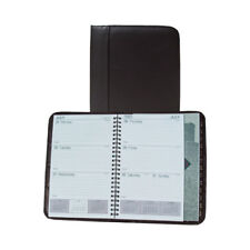 Scully Unisex  Weekly Planner Italian Leather 5045Z