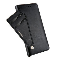 Luxury Flip PU Leather Card Holder Wallet Stand Case Cover Samsung Galaxy Note 8