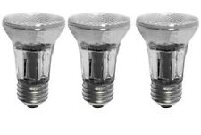 (3)-Bulbs 50W E26 Medium PAR16 120V Narrow Flood Halogen Light Bulb EXN 50-Watts