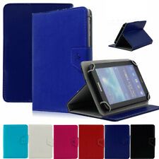 "For 7"" 7 Inch Tablet PC MID Universal Adjustable Folio Leather Stand Case Cover"