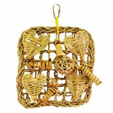 A and E Cage Co. Vine Mat Bird Toy