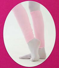 Womens Leg Warmers Great for Halloween, Dancing & Hen Parties (Pack of 3) Pink