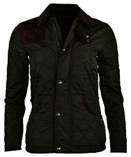 Polo Ralph Lauren Womens Nylon Suede Quilted Jacket - Choose SZ/Color