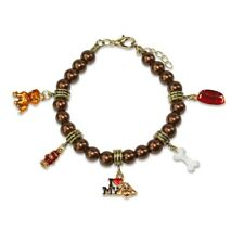 Whimsical Gifts - Dog Lover Charm Bracelet | Made in USA
