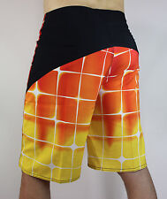 Men's STRETCH boardshorts surfing Quick Dry board swim shorts sz 30 32 34 36 38