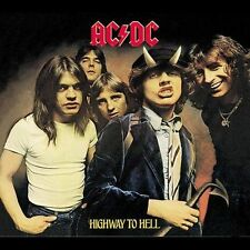 AC/DC Highway to Hell CD 2003 Remastered Hard Rock Bon Scott New
