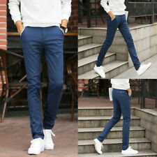 Multi-color ultra-thin pants Straight pants Autumn Casual pants Men's trousers