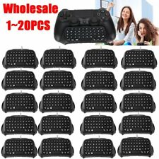 LOT For PS4 PlayStation 4 Accessory Controller Bluetooth Wireless Keyboard US X6