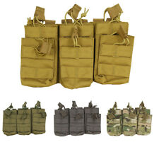 Viper Triple Duo Magazine Pouch Molle M Series Mag Pouch Airsoft Army