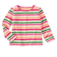 NWT Gymboree Girls Cheery All The Way Striped Top Size 3 4 5