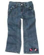 NWT Gymboree Girls Cheery All The Way Scottie Dog Jeans Size 12