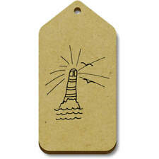 'Lighthouse' Gift / Luggage Tags (Pack of 10) (vTG0010792)