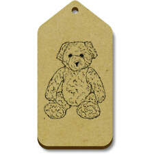 'Teddy Bear' Gift / Luggage Tags (Pack of 10) (vTG0009920)