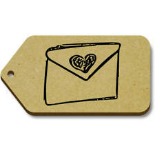 'Love Letter' Gift / Luggage Tags (Pack of 10) (vTG0014821)