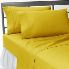 BRAND NEW US BEDDING COLLECTION ITEMS - 1000 TC 100%EGYPTIAN COTTON GOLD SOLID