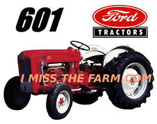 FORD 601 (image #2)Tractor tee shirt