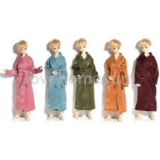 Clothes Pajamas Bathrobe for 1/4 BJD MSD DOD Dollfie LUTS Dolls Nightgown Dress