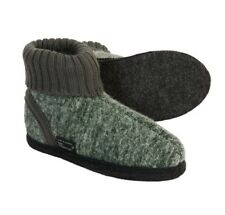 WESENJAK Boiled Wool Slippers GREEN or RED for Women and Men CHOOSE SIZE & COLOR